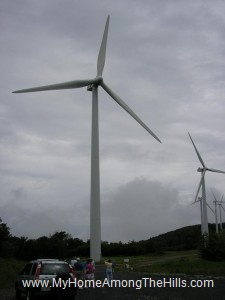 WV Wind turbines