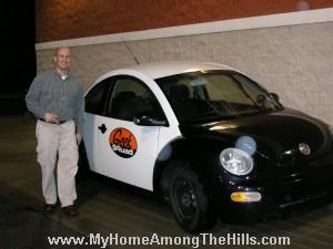 Geek Squad car