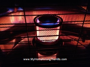 Kerosene heater