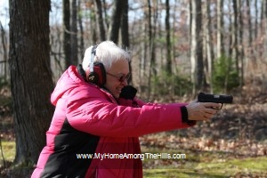 Granny Shooting