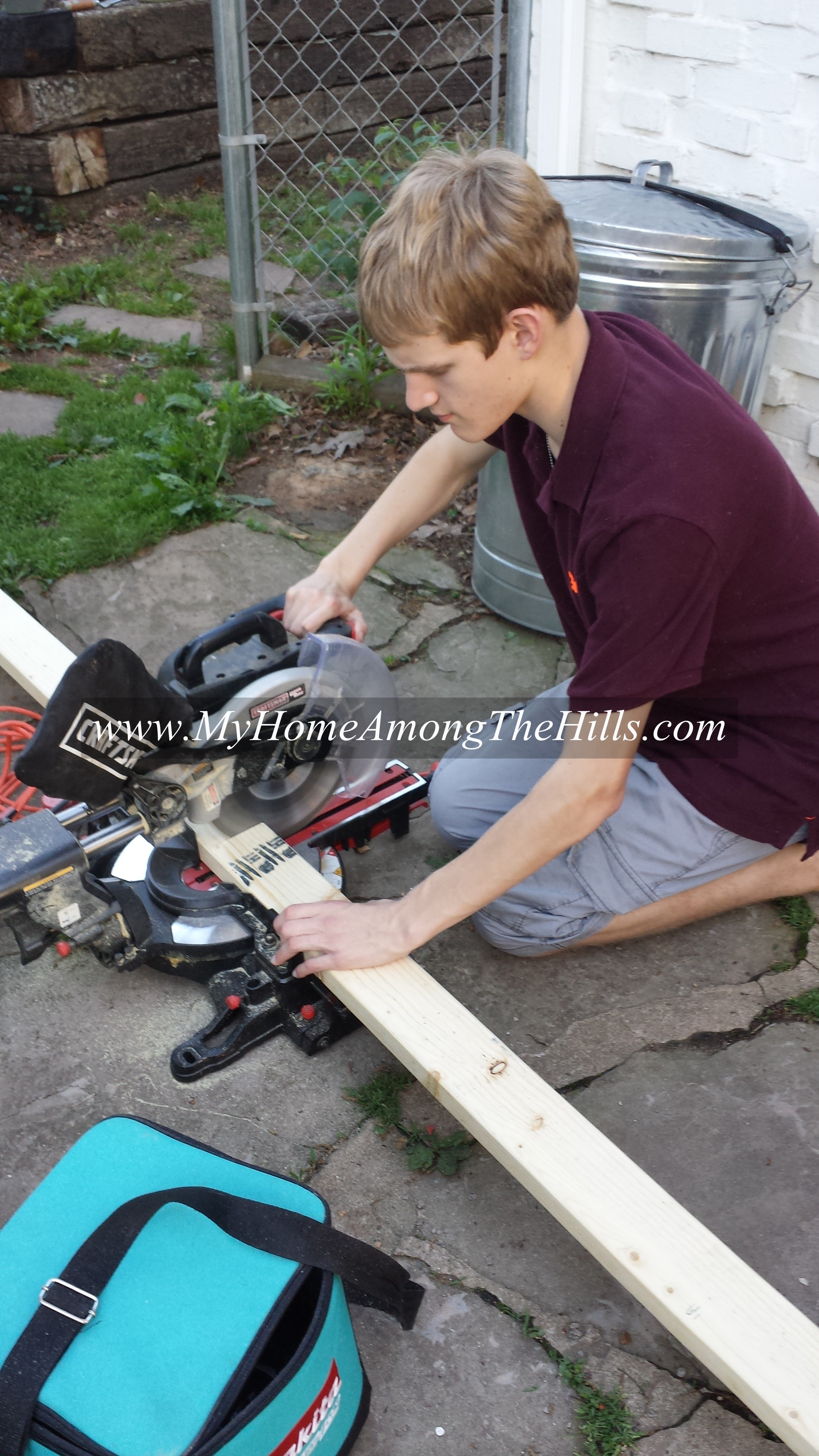 how to build a ballista for kids